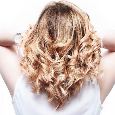 Blond Wellen